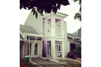 BU Rumah cantik 2 lantai Serpong Garden Cisauk