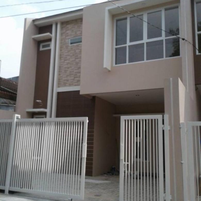 Kemang-Ampera,Rumah baru,Harga lama