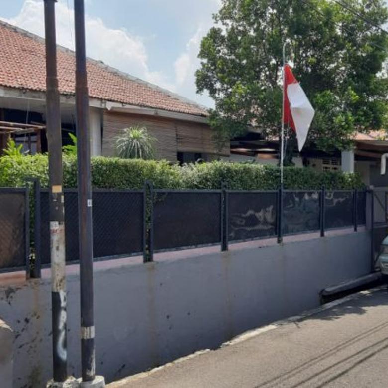Dijual Rumah di Jl. Kostrad Kompleks Pusri, Petukangan Utara