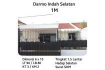 Rumah Darmo Indah Selatan Nyaman Baru Renovasi NEGO