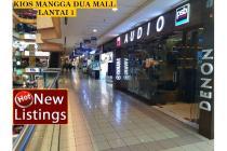 KIOS -- MANGGA DUA MALL [PUSAT ELEKTRONIK] -- FUTURE MRT [BEST LOCATION]
