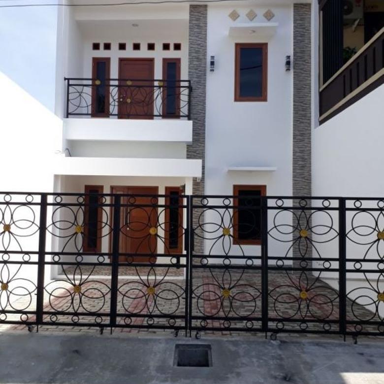 (noey) Rumah Cantik 2 Lantai Baru Perumnas Depok 2