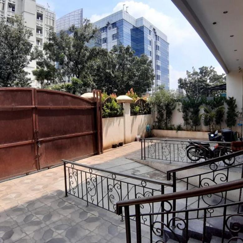Jl. Plaju KLB 7 Komersial Area Bergengsi Jakpus Bangunan 2016