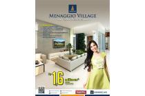 Menaggio Village Paramount Land Gading Serpong Rumah Cantik 2 Lantai 6x17