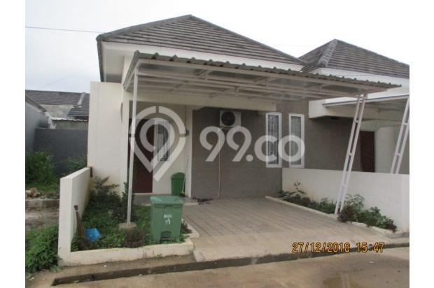 Jual rumah cluster murah di bojongsoang bandung 22253927