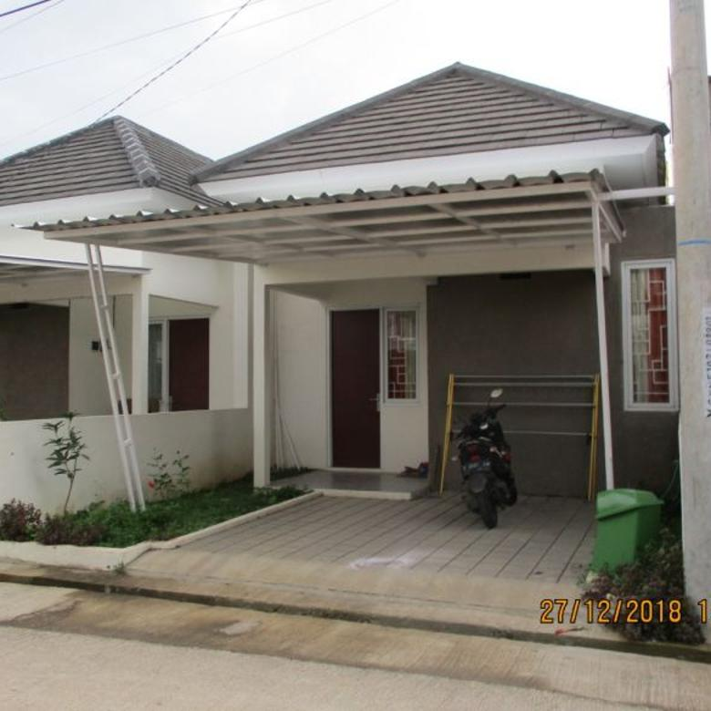 Jual rumah cluster murah di cikoneng bojongsoang bandung