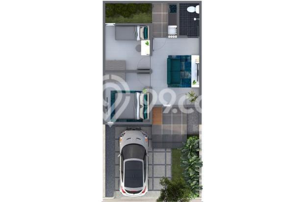 Jual rumah cluster murah di bojongsoang bandung 22253966