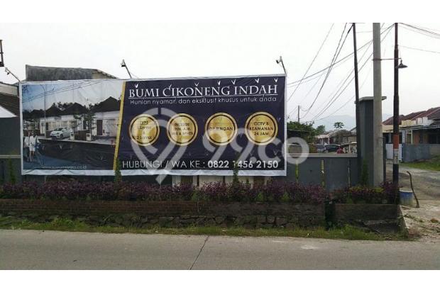 Jual rumah cluster murah di bojongsoang bandung 22253977