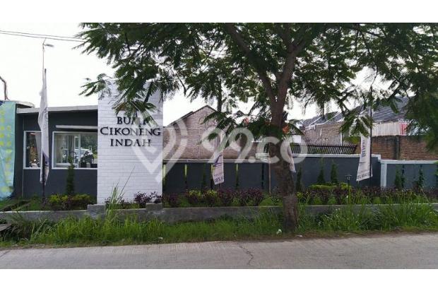 Jual rumah cluster murah di bojongsoang bandung 22253976