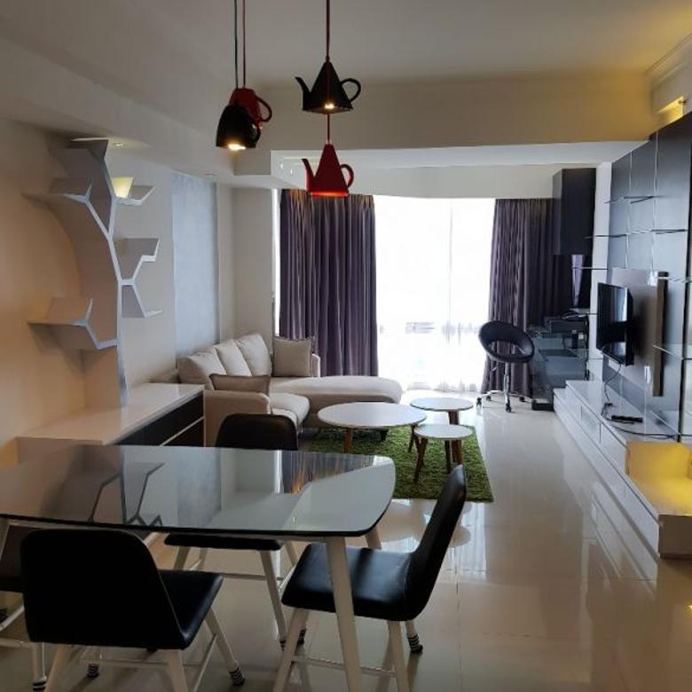 Apartemen Taman Anggrek luas 88 sqm 2+1 kamar