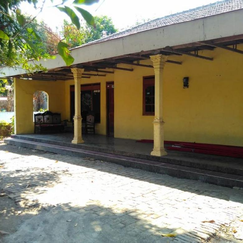 Rumah Second Dijual Hitung Tanah Mulur Sukoharjo (AD/BD)