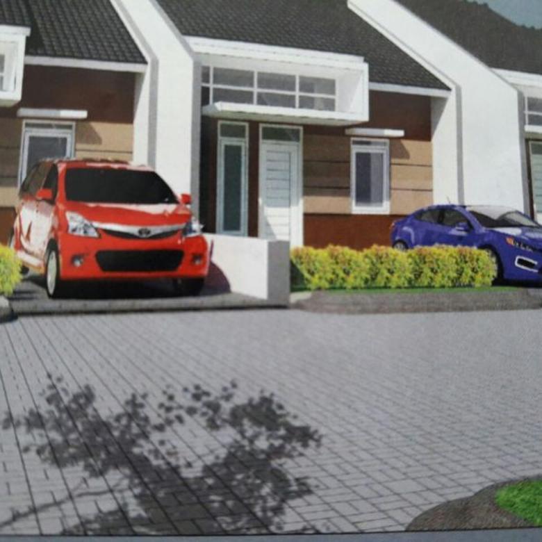 rumah baru 2 lantai di ciganitri buahbatu bisa kpr dan cash