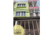 Rumah 3,5 lt uk 4x16,5m Lokasi Bagus dkt ke Borobudur Jelambar