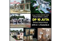 Hunian Murah....15 Menit Ke St. Rawabuntu