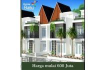 Promo Rumah Villa murah di Batu Exopark Bumiaji Batu