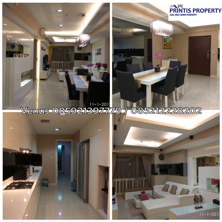 Dijual/Disewakan Apartemen Casa Grande Residence 3+1BR