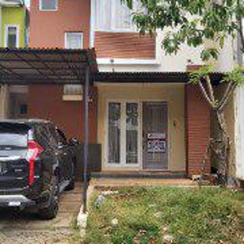 Rumah 2 Lantai di Catalonia Nusa Loka BSD Serpong.