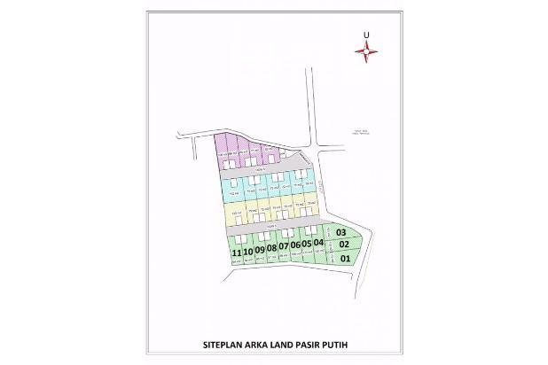 Kredit Tanah Green Melati Sawngan, Bangun Rumah Kelak 14419332
