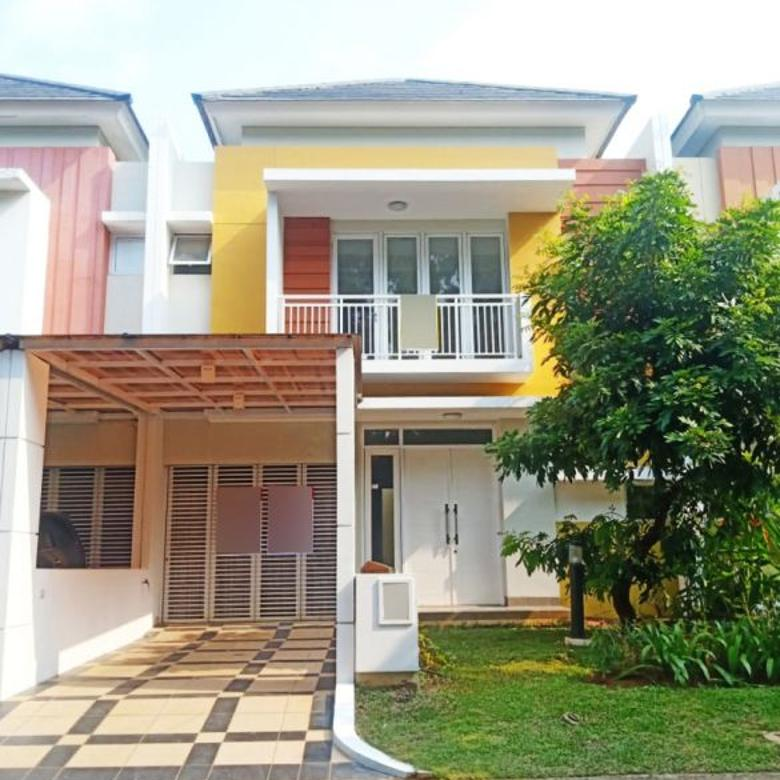 RUMAH BLUEBELL @ Summarecon Bekasi tipe 8 Premium TERMURAH DEP