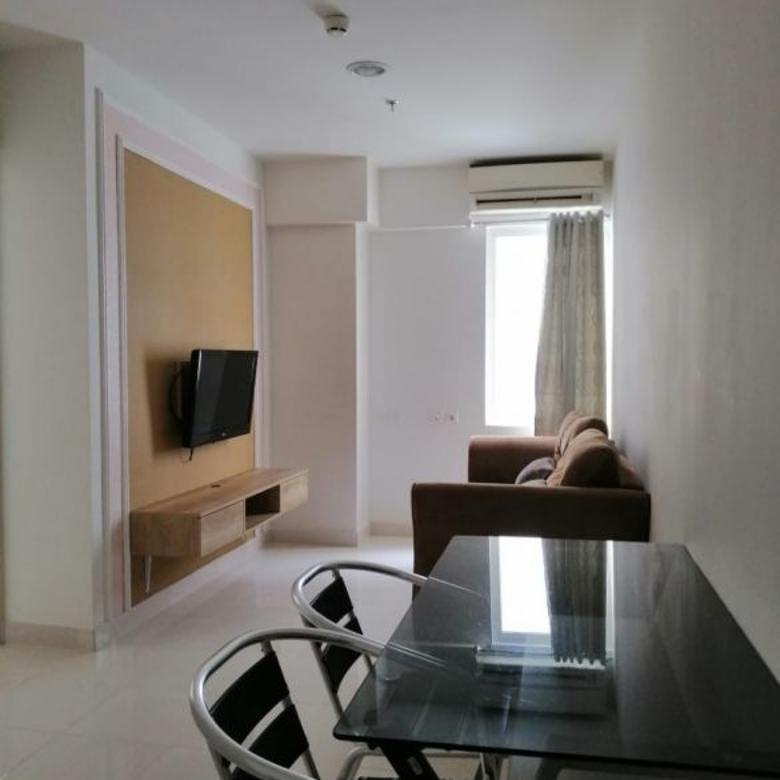 Apartemen Sentul Tower A Lt. 8 View Kolam Renang Furnish Siap