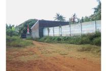 Tanah rata tdk perlu urug sdh pagar bumi di Kalipepe Pudakpayung