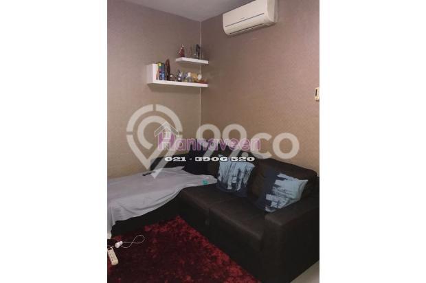 DIjual Apartemen Cosmo Mansion 1BR Full Furnished High Floor 13960521