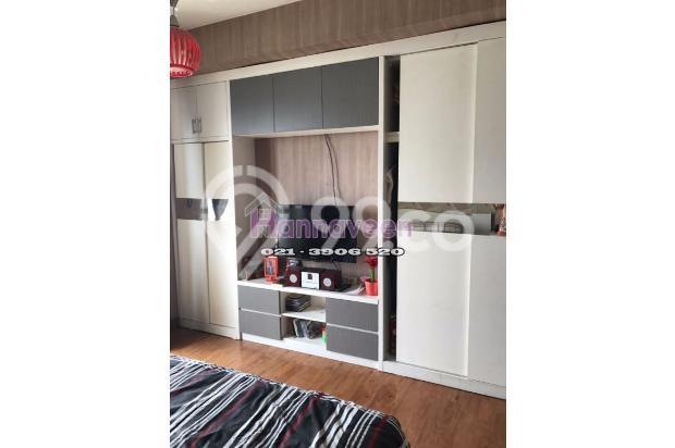 DIjual Apartemen Cosmo Mansion 1BR Full Furnished High Floor 13960524