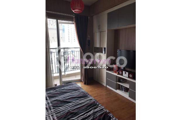 DIjual Apartemen Cosmo Mansion 1BR Full Furnished High Floor 13960526