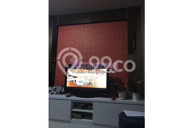 DIjual Apartemen Cosmo Mansion 1BR Full Furnished High Floor 13960523