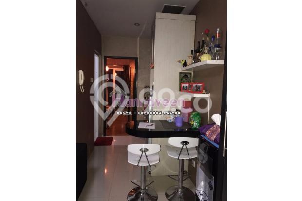 DIjual Apartemen Cosmo Mansion 1BR Full Furnished High Floor 13960529