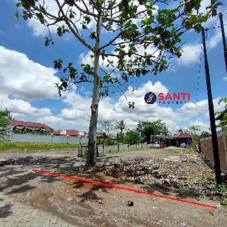 Tanah Bagus Jalan Kabupaten Kronggahan  Jogja