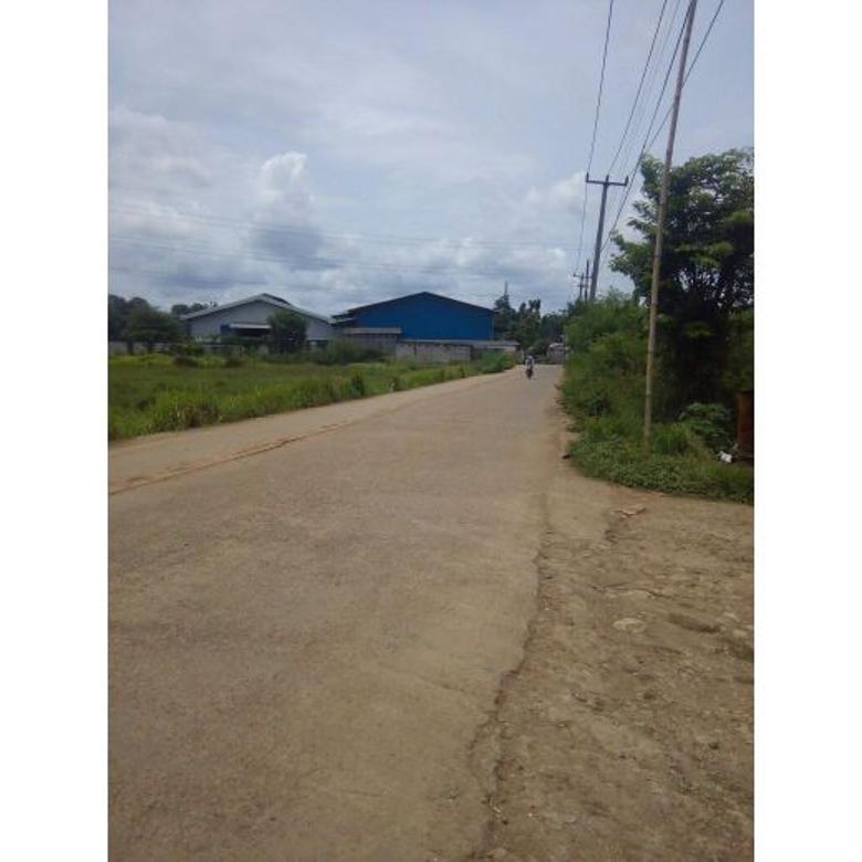 Narogong- Tanah Industri, strategis dekat gate tol baru