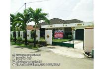 Dijual Rumah Besar Halaman Luas, Jln Ramayana Kalidoni Palembang