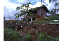 Beli tanah dapat Villa, Tanah murah di Ciwidey   Ru