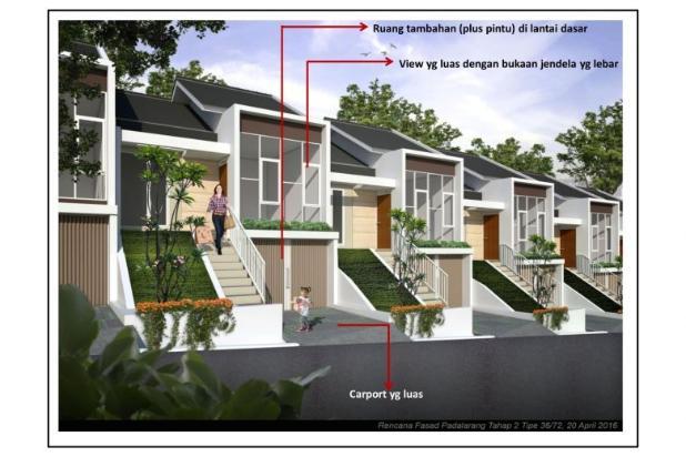 Rumah Dp 30 jt Dekat Tol Padalarang Dan Kota Baru Parahiangan 7930040