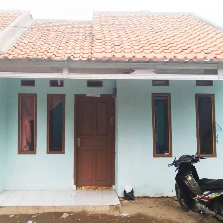 rumah ideal untuk pasangan muda di rancamanyar harga cuma 75jt