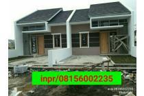 Rumah baru sayap Buah Batu , Dp.60 juta all in, strategis