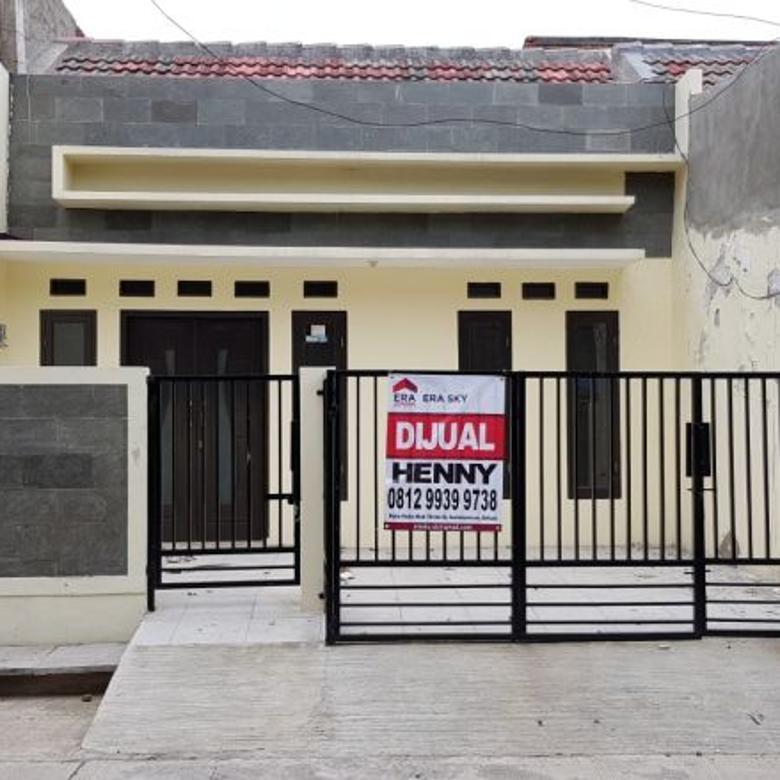 Rumah Minimalis Siap Huni di Pondok Ungu Bekasi