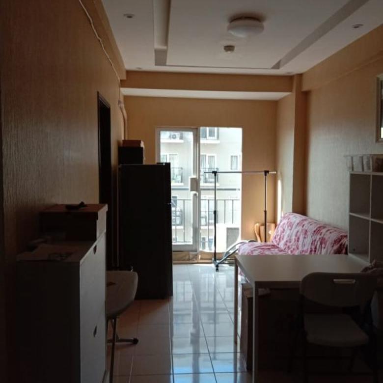 Dijual Apartemen Puri Park View TowerA 1BR lt17 hdp pool/utara