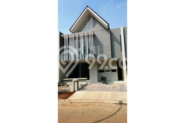 Rumah Baru, Siap Huni dan Nyaman @Discovery Eola, Bintaro 3679922