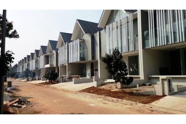 Rumah Baru, Siap Huni dan Nyaman @Discovery Eola, Bintaro 3679926