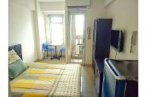 apartemen greenbay studio full furnish murah