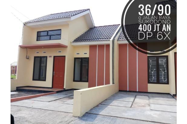Rp421jt Rumah Dijual
