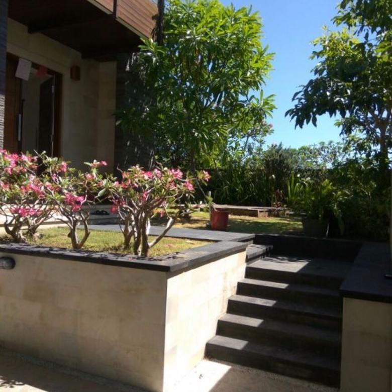 Villa di pecatu Graha , view laut ( LT 342 m2 )