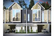Dijual Rumah Baru Cluster di Cilangkap Jakarta