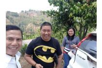 Tanah Kebun Cikalongwetan Bandung Barat Dapat Fortuner