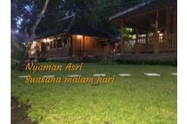 Rumah eksklusif nuansa jawa modern di Boyolali Jawa tengah