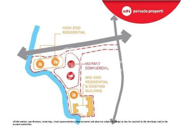 CRAZY PROMO!!! (Klik) Dijual Apartemen Baru 2BR di Grand Dhika City Bekasi 12934618