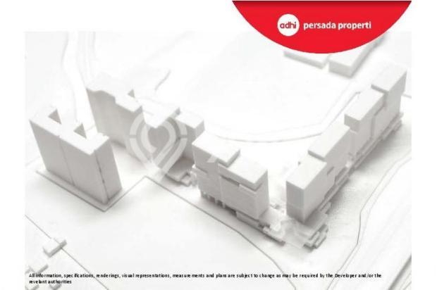 CRAZY PROMO!!! (Klik) Dijual Apartemen Baru 2BR di Grand Dhika City Bekasi 12934620