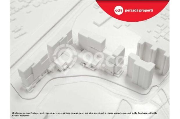 CRAZY PROMO!!! (Klik) Dijual Apartemen Baru 2BR di Grand Dhika City Bekasi 12934619